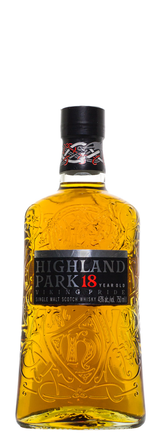 Highland Park 18yr Single Malt Scotch
