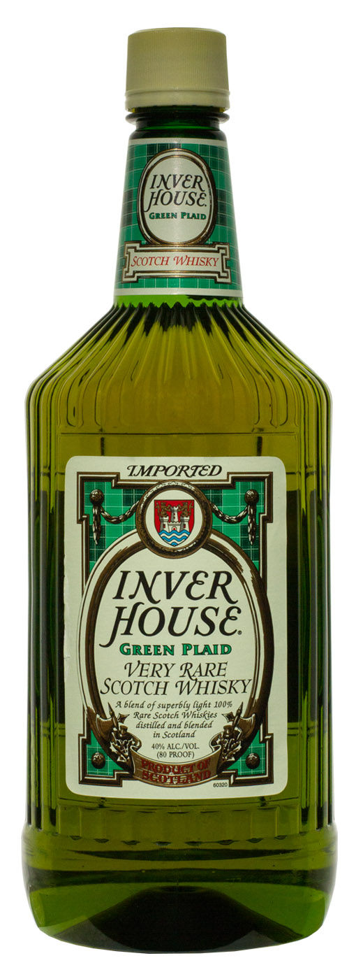 Inver House Green Plaid Blended Scotch