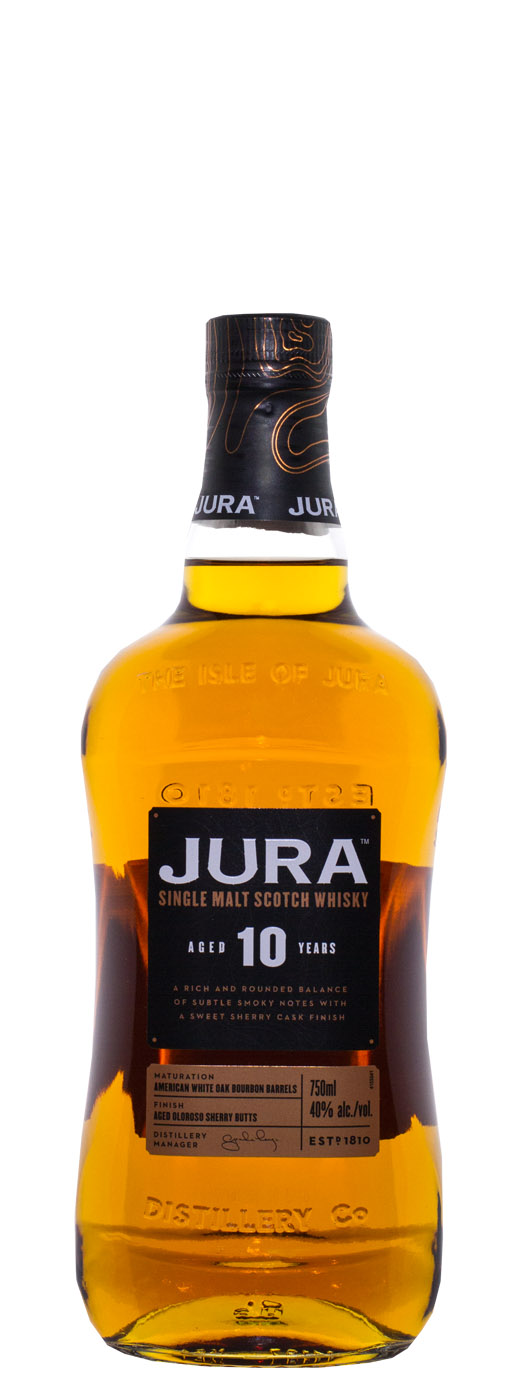 Isle of Jura 10yr Single Malt Scotch