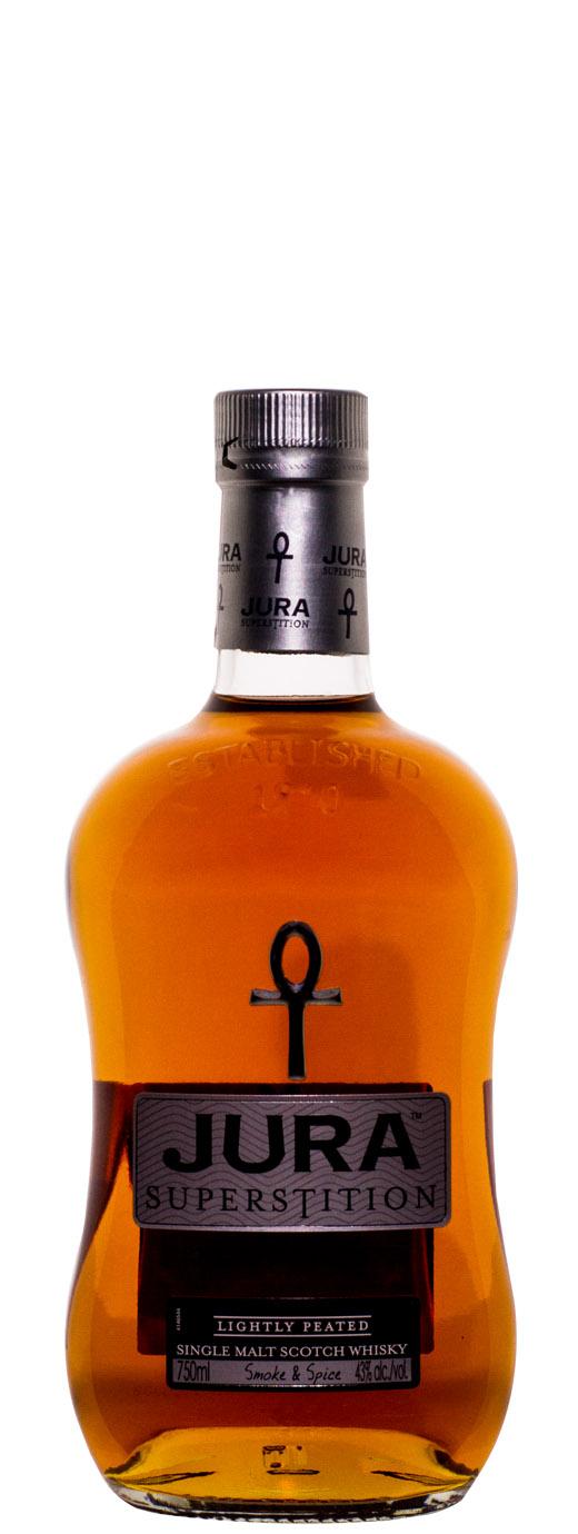 Isle of Jura Superstition Single Malt Scotch
