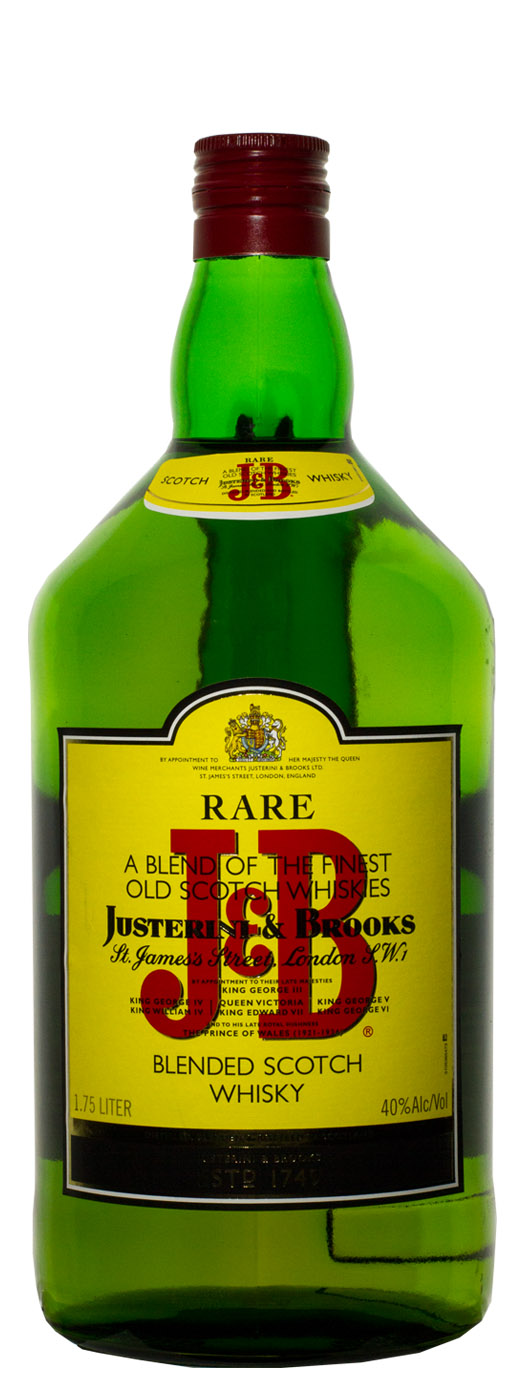 J & B Blended Scotch