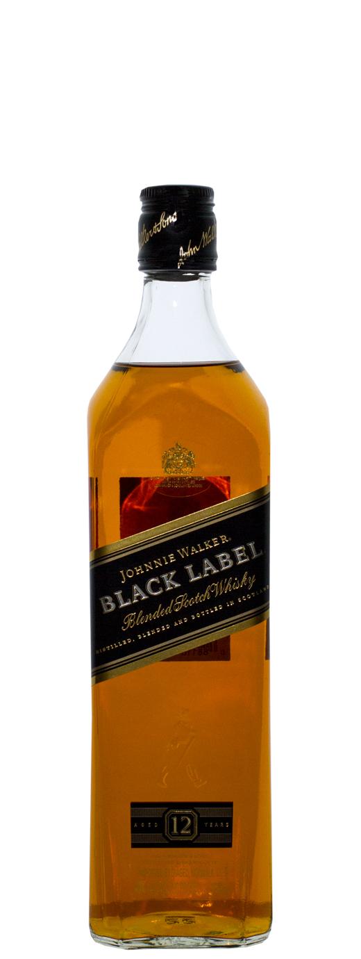 Johnnie Walker Black Label Blended Scotch