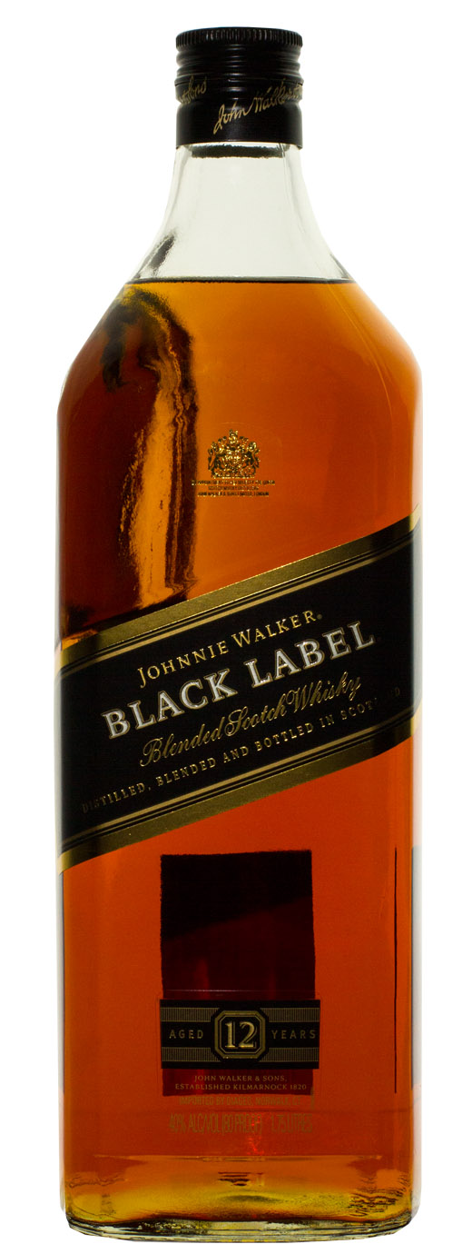 Johnnie Walker Black Label Blended Scotch