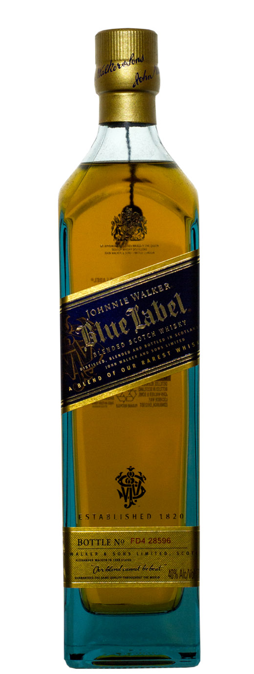 Johnnie Walker Blue Label Blended Scotch
