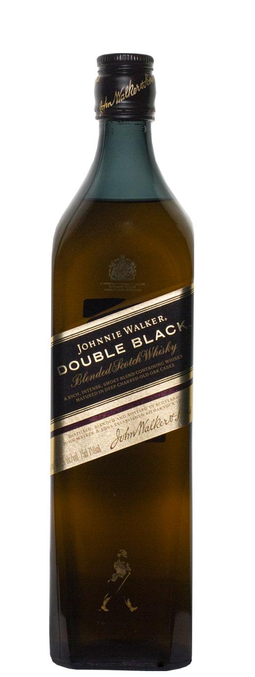 Johnnie Walker Double Black Label Blended Scotch