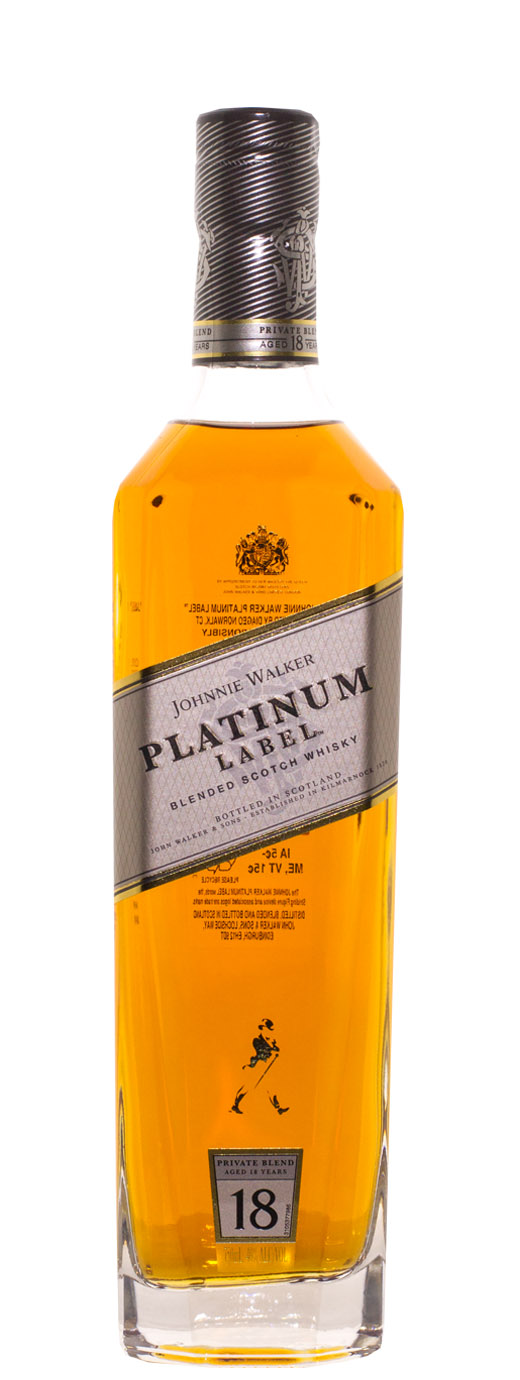 Johnnie Walker Platinum Label Blended Scotch