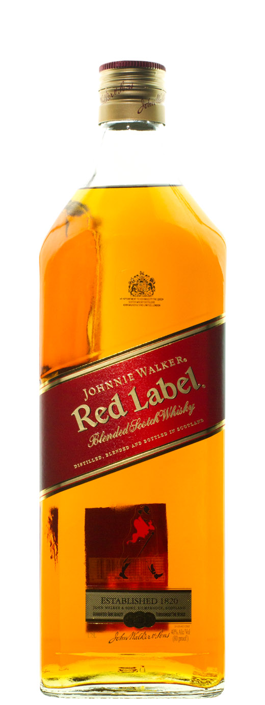 Johnnie Walker Red Label Blended Scotch