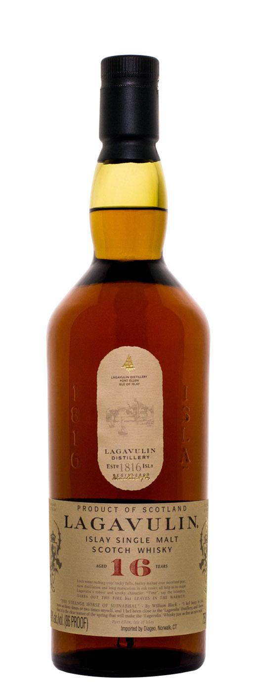 Lagavulin 16yr Single Malt Scotch