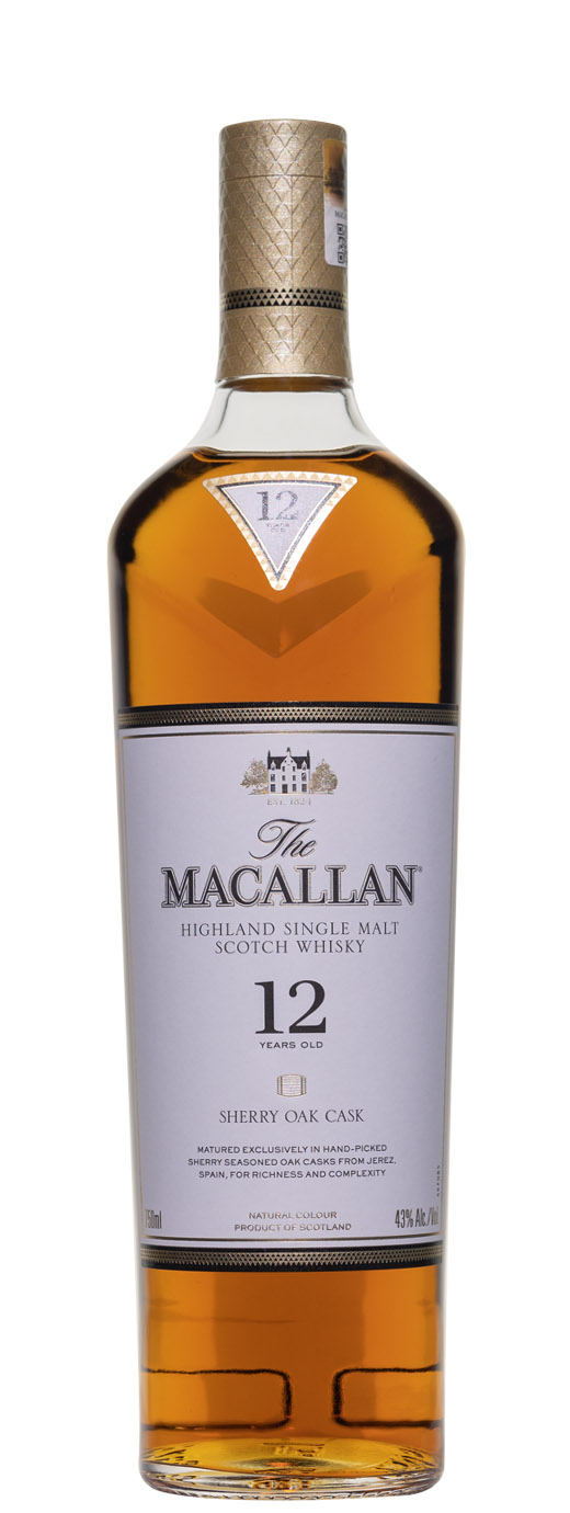 The Macallan 12yr Single Malt Scotch