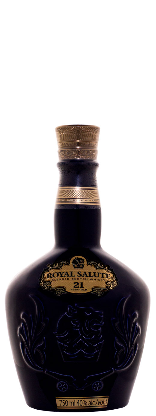 Chivas Regal Royal Salute 21yr Blended Scotch