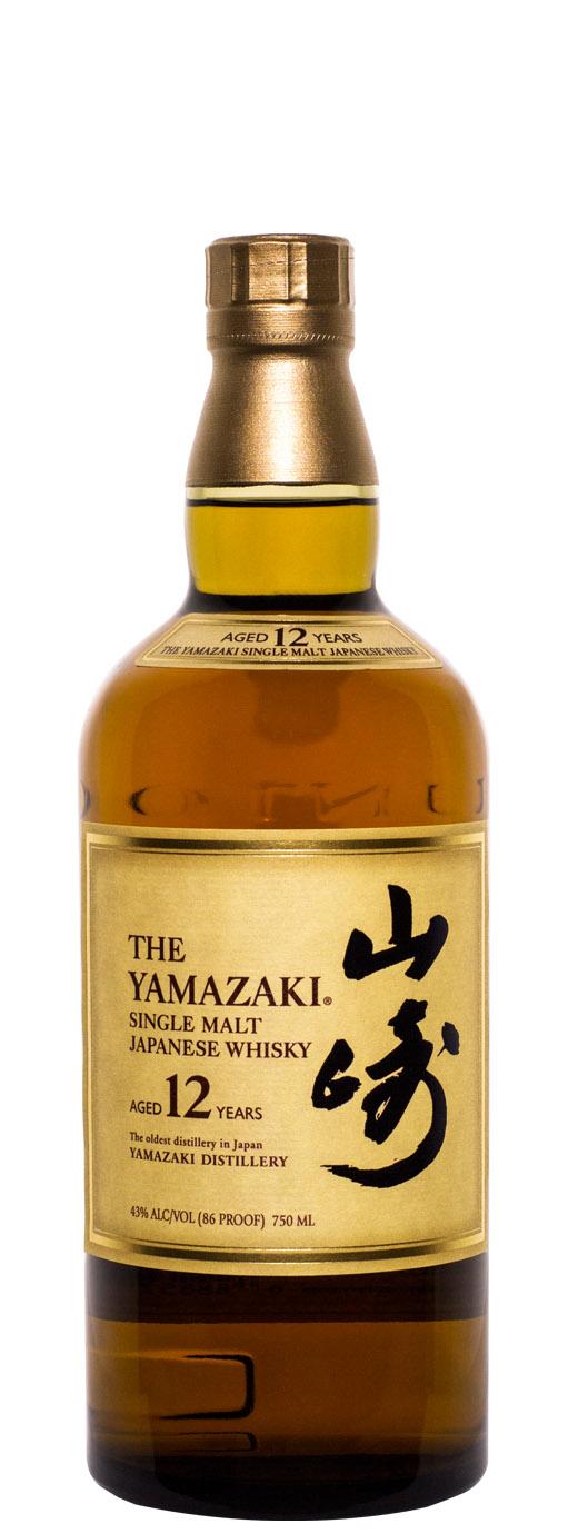 Suntory Yamazaki 12yr Single Malt Whisky