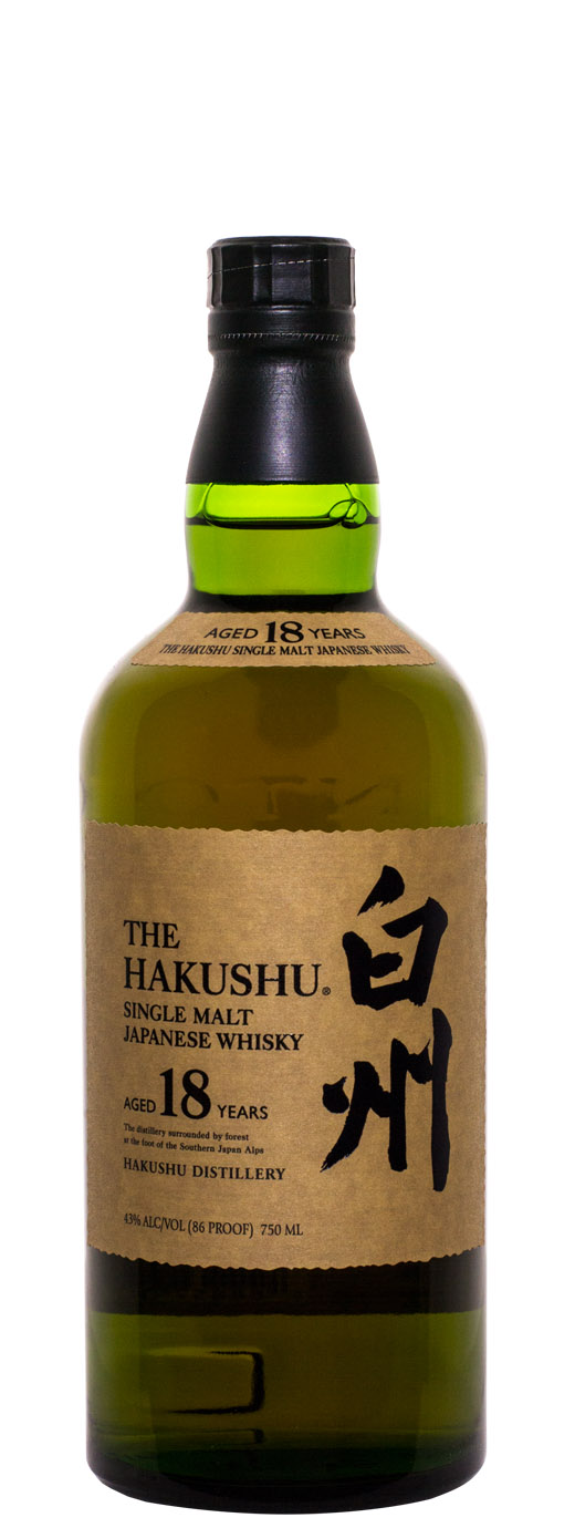 Suntory Hakushu 18yr Blended Whiskey