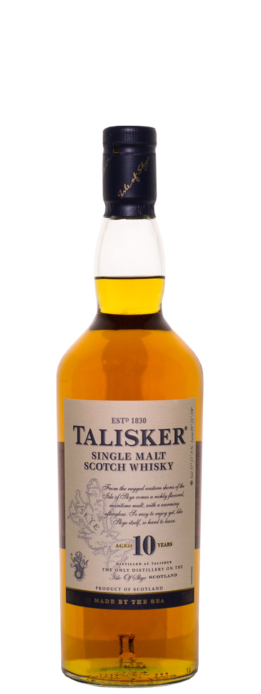 Talisker 10yr Single Malt Scotch