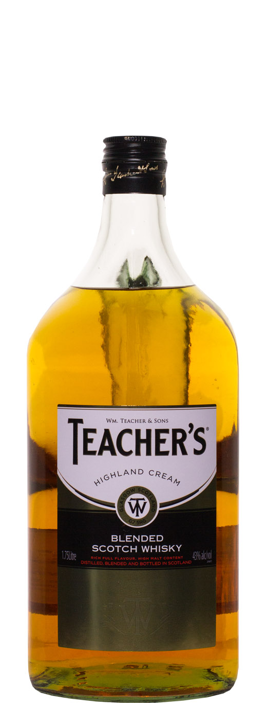 Teacher's Blended Scotch