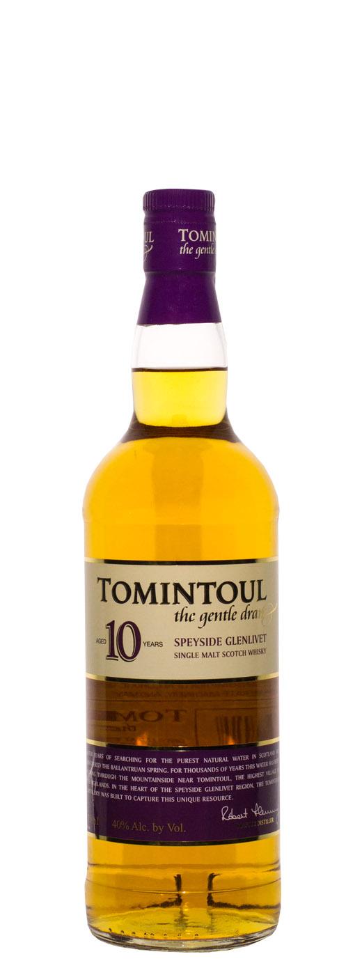 Tomintoul 10yr Single Malt Scotch