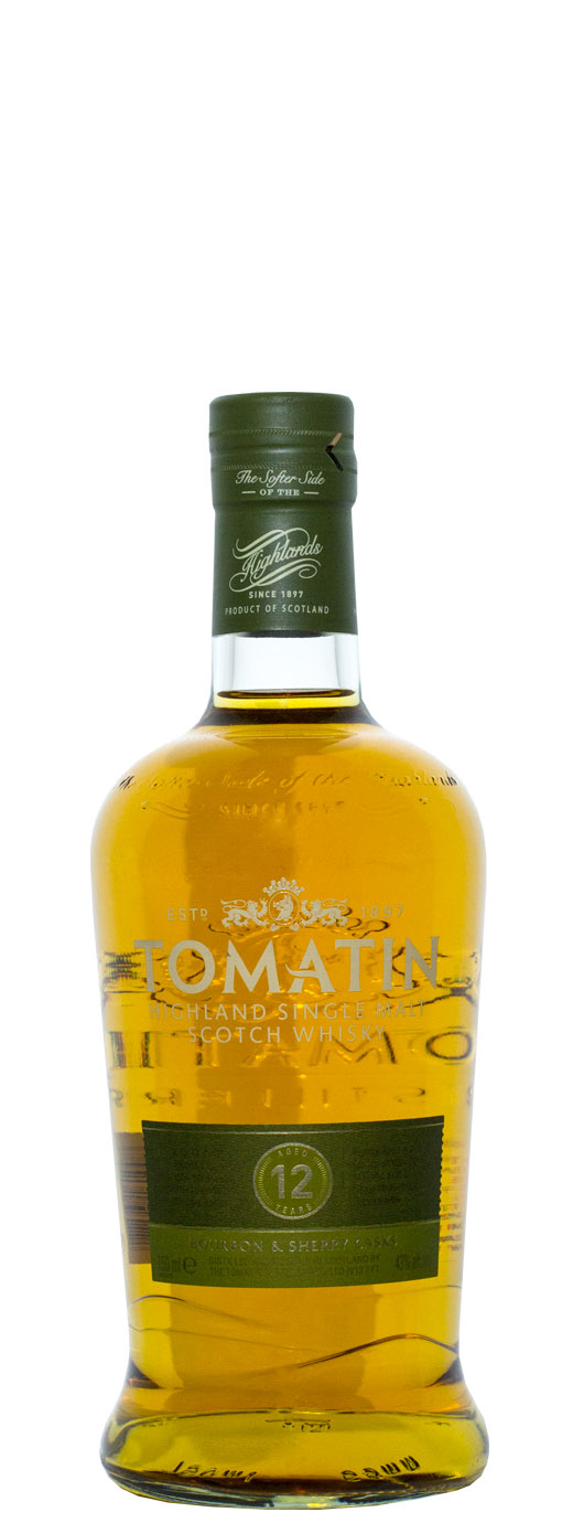 Tomatin 12yr Single Malt Scotch