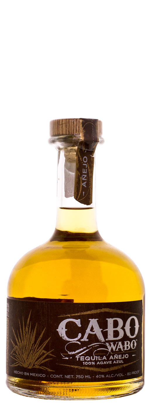 Cabo Wabo Anejo Tequila