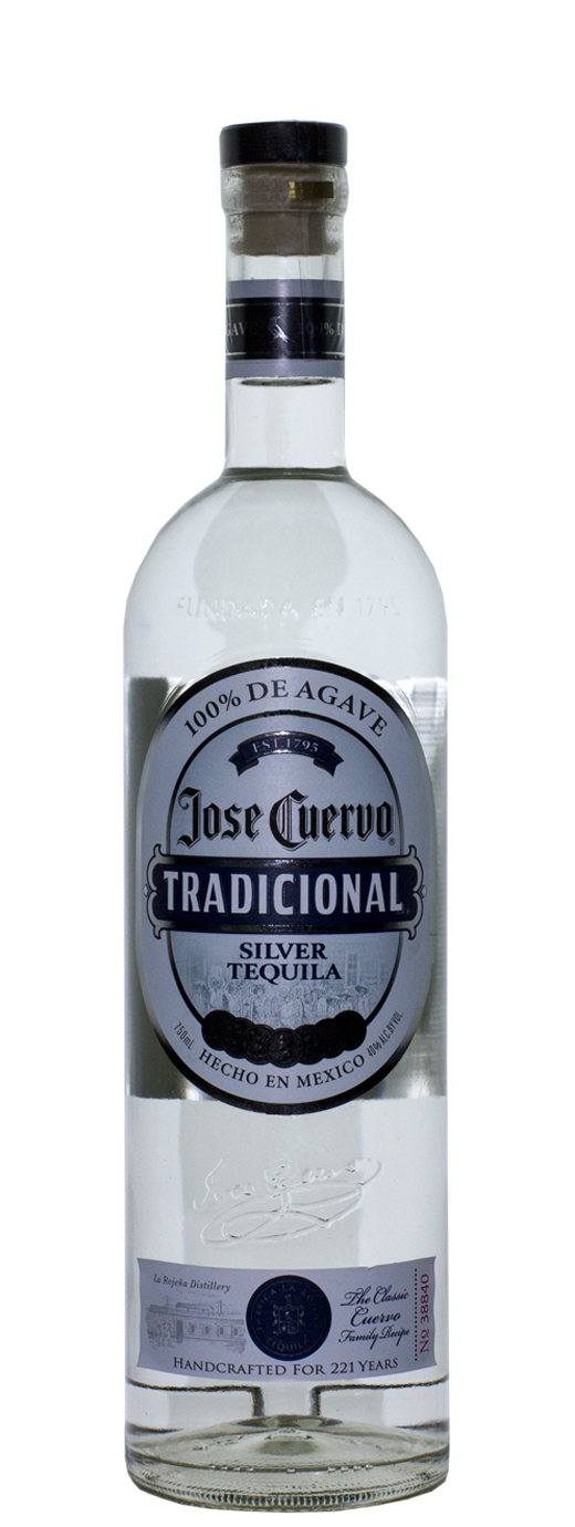 Jose Cuervo Silver Traditional Tequila