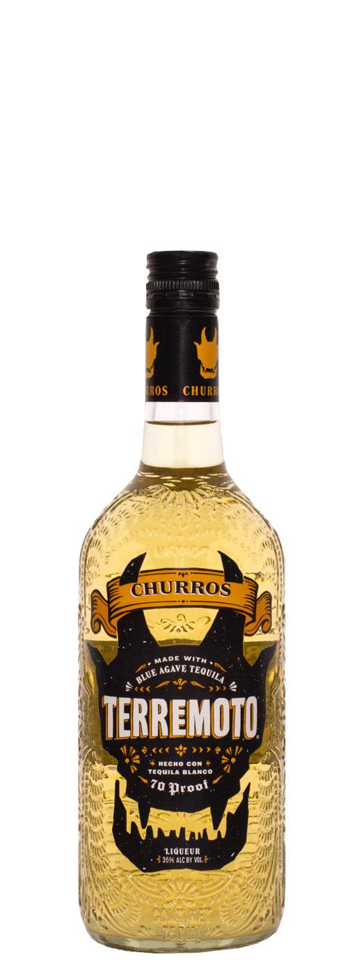 Terremoto Churros Tequila