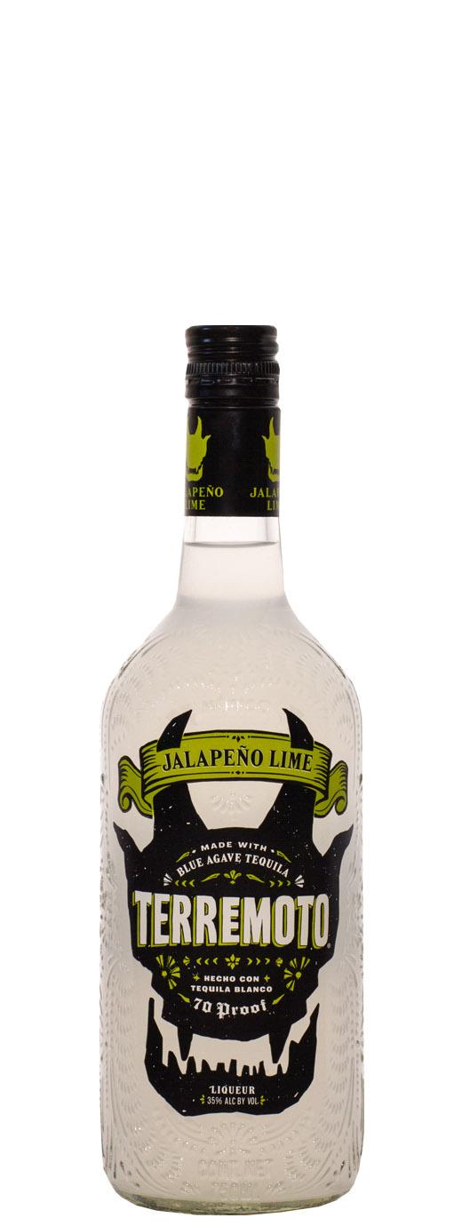 Terremoto Jalapeno Lime Tequila