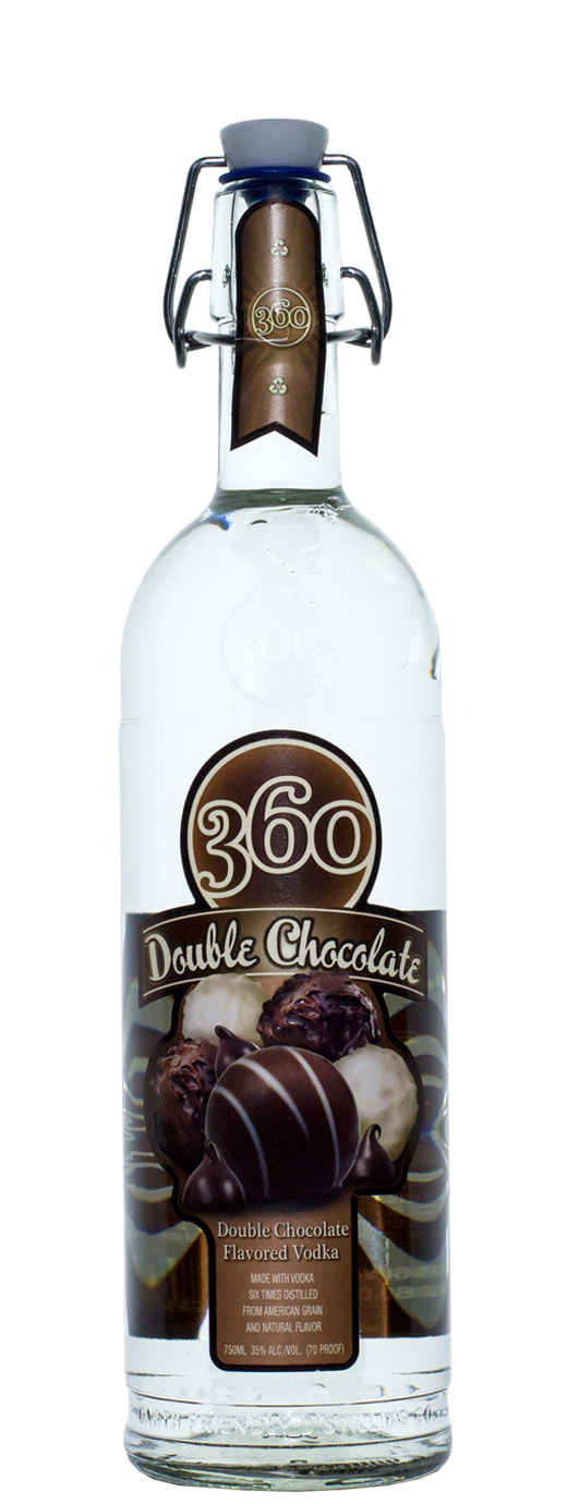 Double Chocolate 360 Vodka
