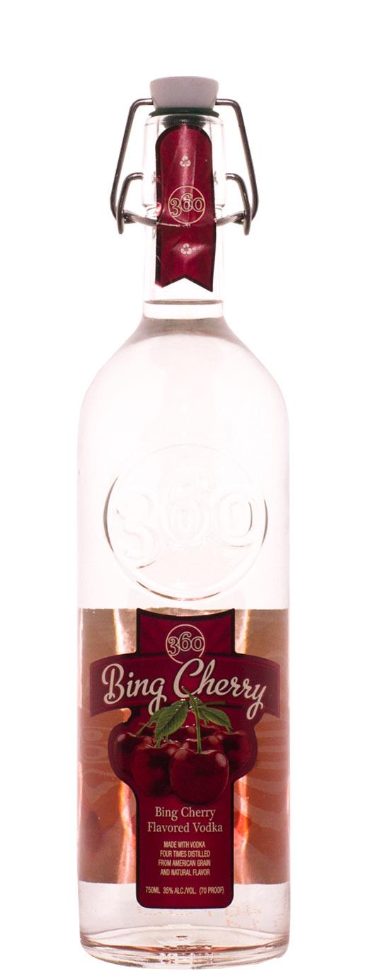 Bing Cherry 360 Vodka