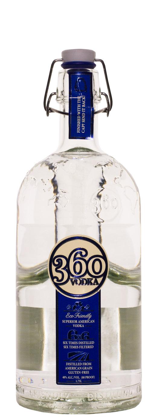 360 Vodka 3l