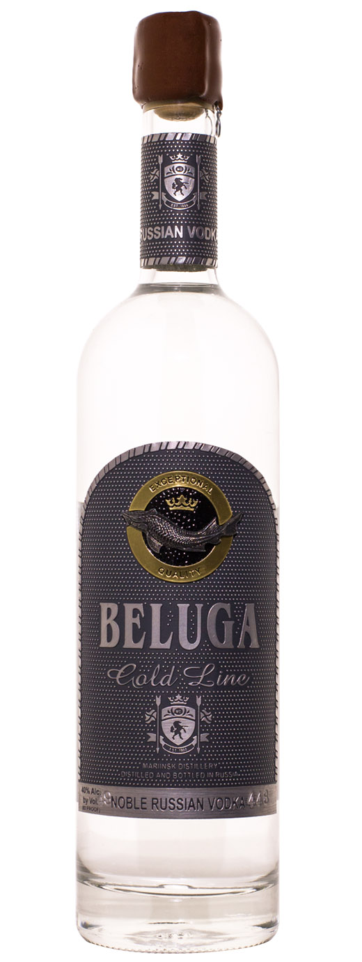 Beluga Gold Line Noble Russian Vodka