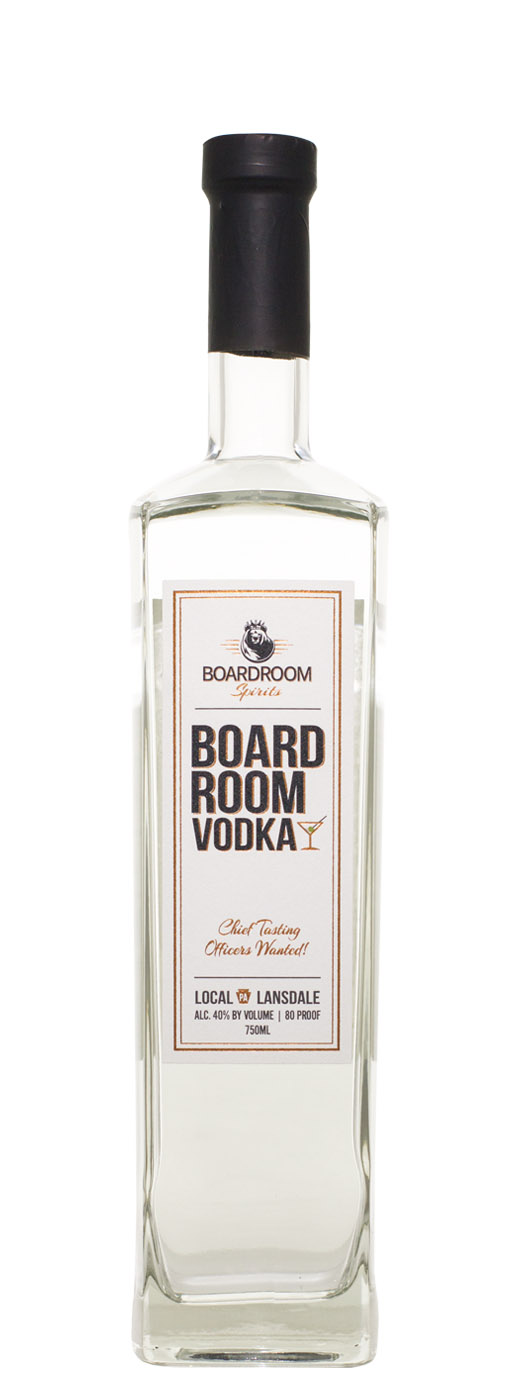 Boardroom Vodka