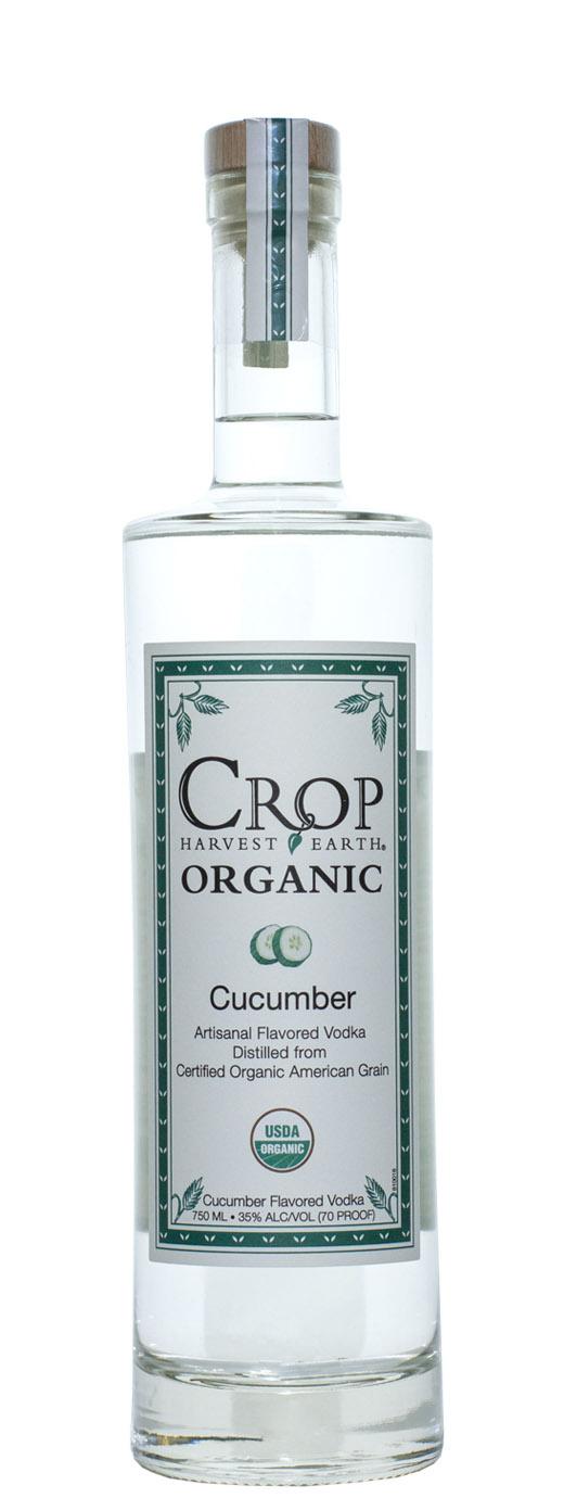 Crop Cucumber Organic Vodka
