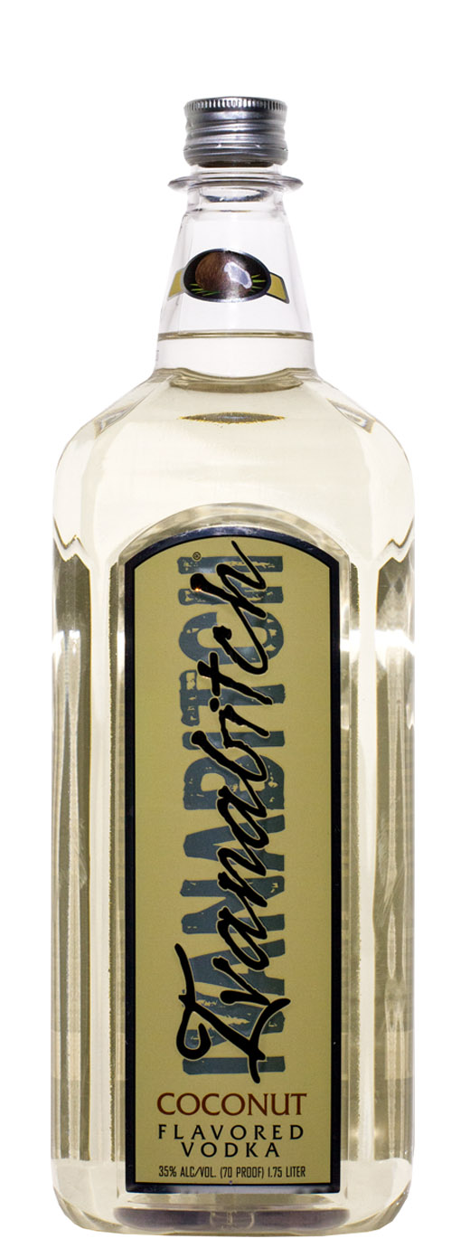 Ivanabitch Coconut Vodka