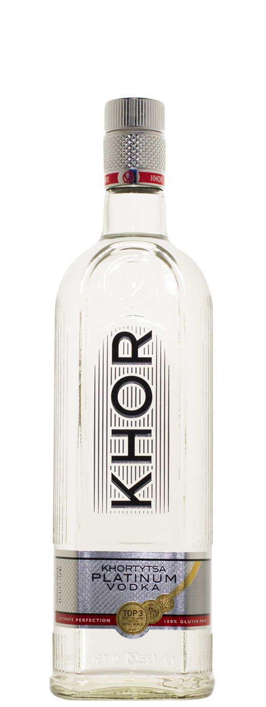 Khortytsa Khor Platinum Vodka