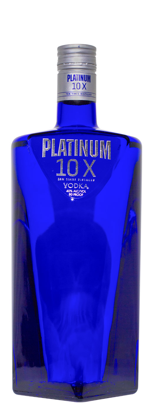 Platinum 10X Vodka