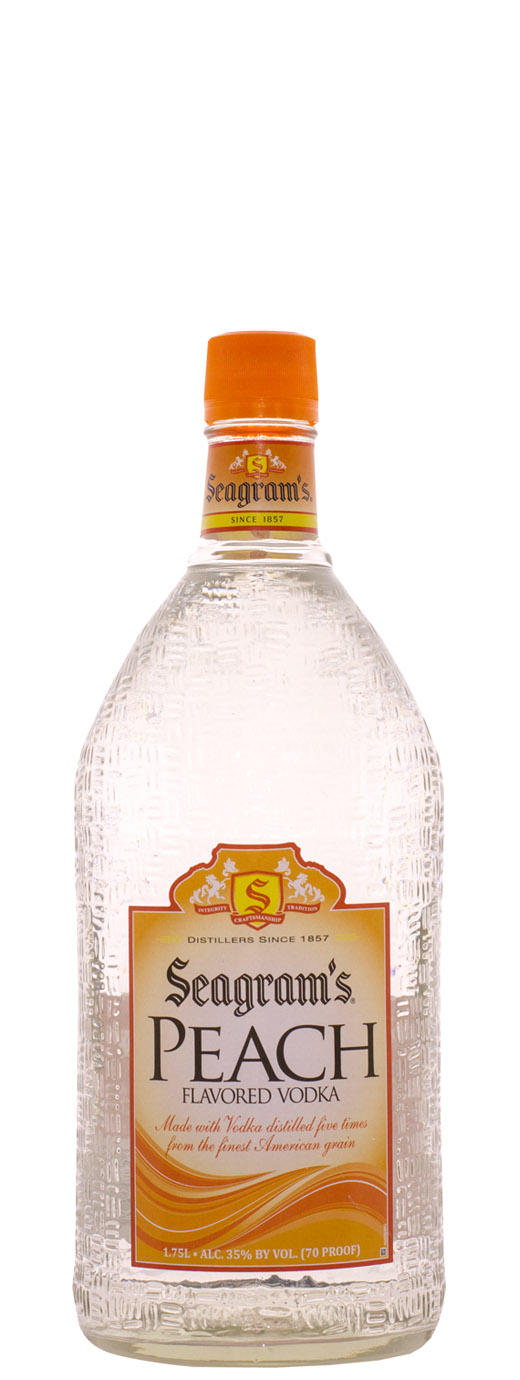 Seagram's Peach Vodka
