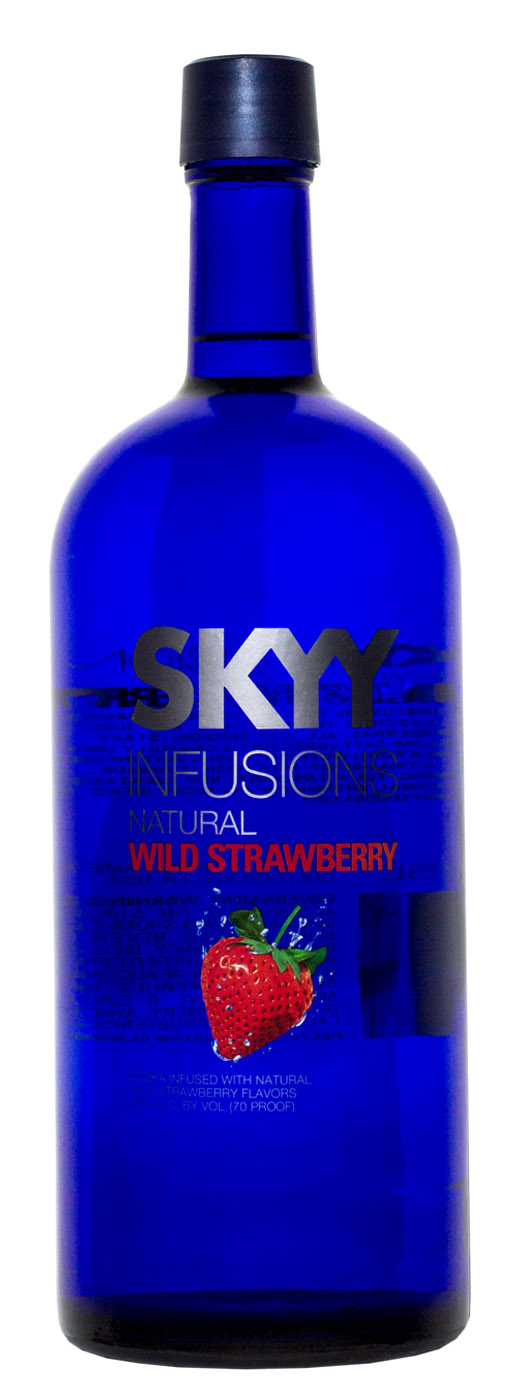 Skyy Wild Strawberry Infusion Vodka