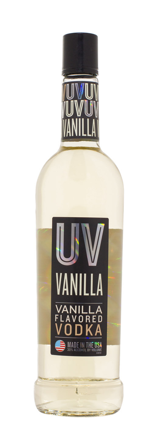 UV Vanilla Vodka