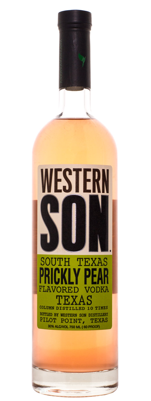 Western Son Prickly Pear Flavored Vodka