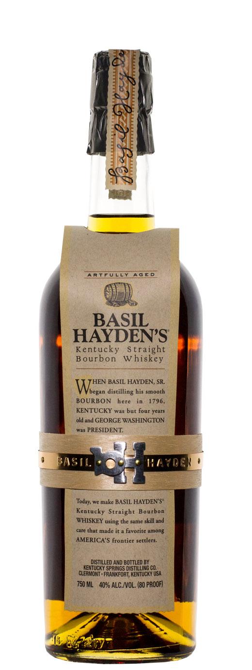 Basil Hayden's 8yr Bourbon