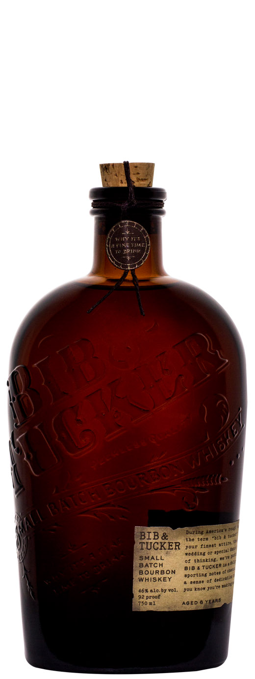 Bib & Tucker 6yr Small Batch Bourbon Whiskey