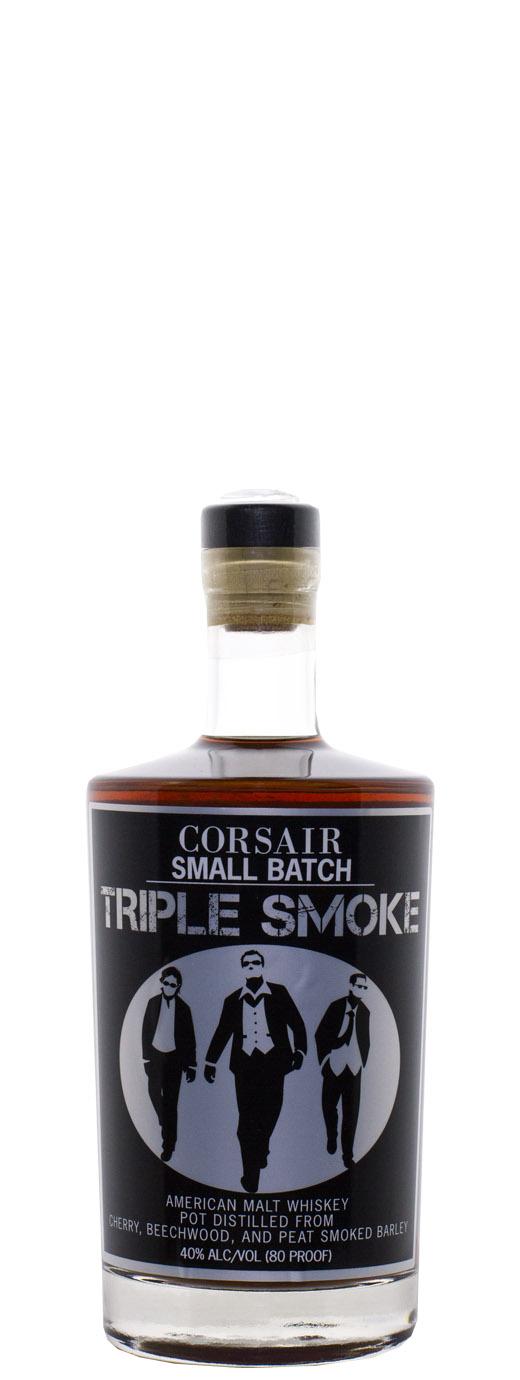 Corsair Triple Smoke Small Batch Bourbon