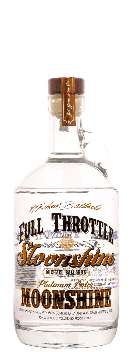 Full Throttle Platinum S'loonshine