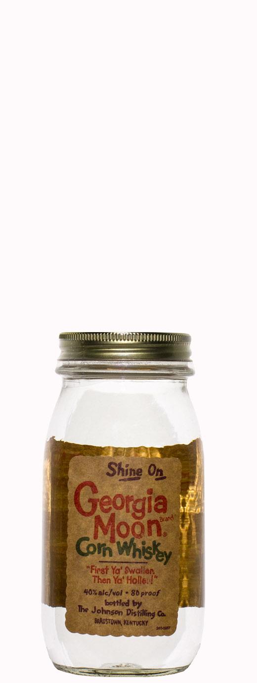 Shine On Georgia Moon Corn Whisky