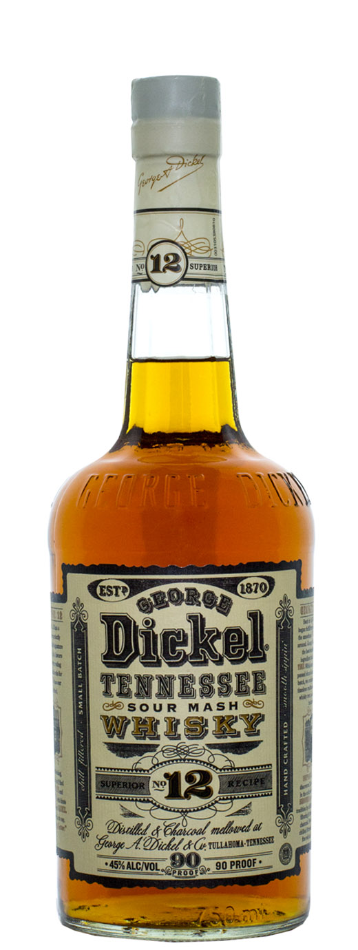 George Dickel #12 Bourbon