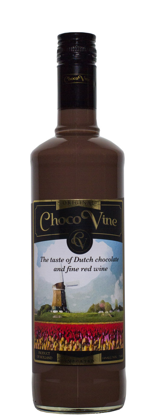ChocoVine Red Wine with Dutch Chocolate