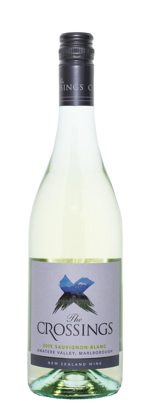 2015 The Crossings Sauvignon Blanc