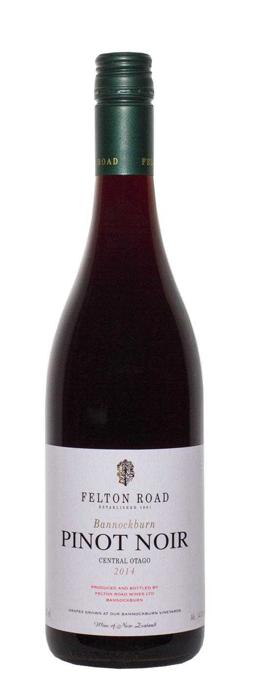 2014 Felton Road Pinot Noir Bannockburn