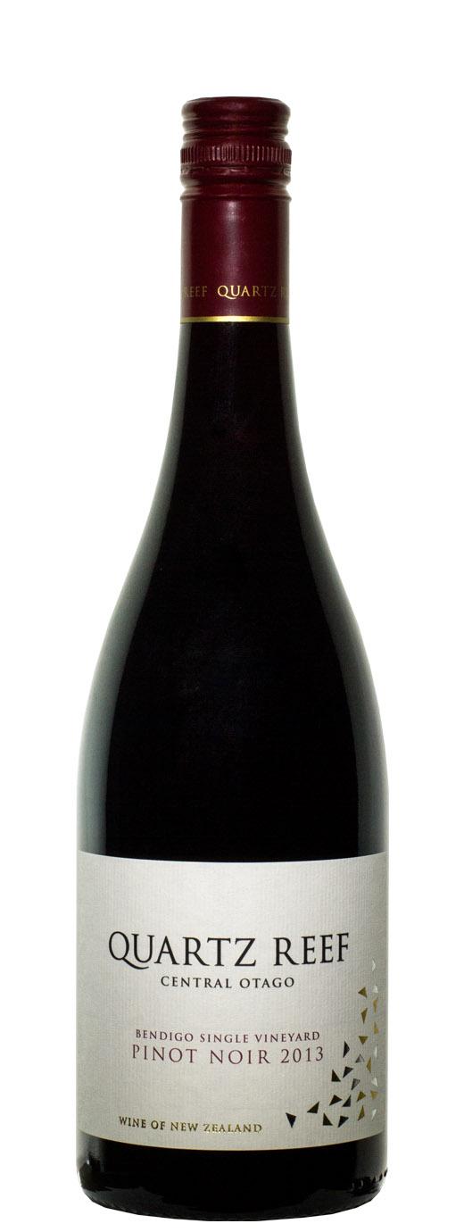 2013 Quartz Reef Bendigo Single Vineyard Pinot Noir