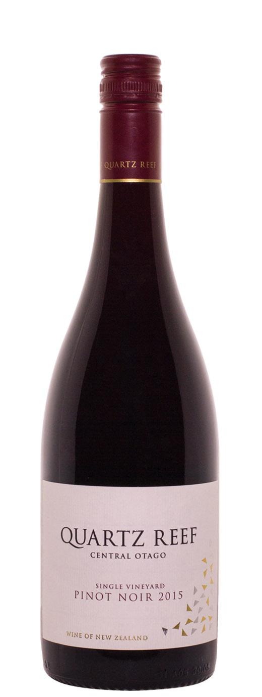 2015 Quartz Reef Bendigo Single Vineyard Pinot Noir