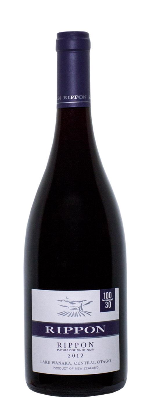 2012 Rippon Rippon Pinot Noir Mature Vines