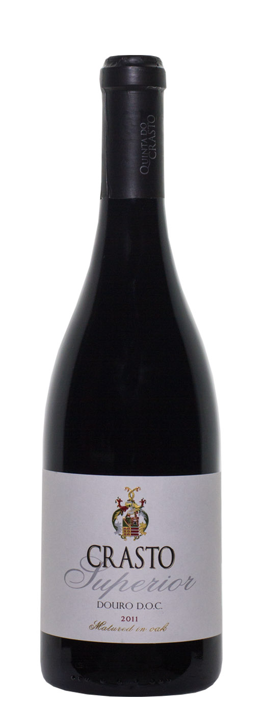 2011 Quinta do Crasto Superior